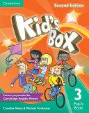 Kid s Box Level 3 Pupil s Book
