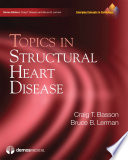 Topics In Structural Heart Disease Book PDF