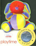 Baby Gund Playtime Book PDF