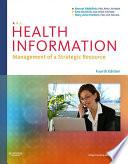 Health Information   E Book