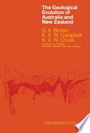 The Geological Evolution of Australia   New Zealand