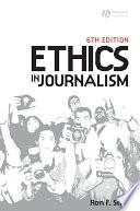 Ethics In Journalism Book