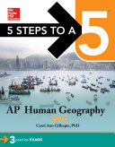 5 Steps to a 5 AP Human Geography 2016