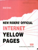 New Riders  official Internet yellow pages
