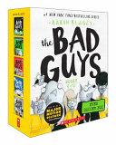 Bad Guys Even Badder Box Set  Books 6 10 Book