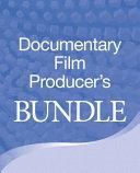 Documentary Film Producers  Bundle Book