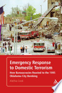 Emergency Response to Domestic Terrorism
