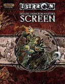 Eberron Dungeon Master S Screen Book PDF