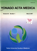 Yonago Acta Medica
