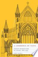 Commerce of Taste