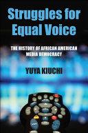 Struggles for Equal Voice Pdf/ePub eBook