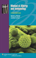 Manual of Allergy and Immunology Book