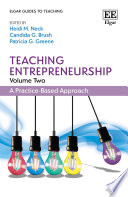 Teaching Entrepreneurship, Volume Two
