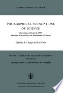 Philosophical Foundations of Science