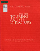 Touring Artists Directory