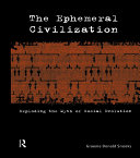 Pdf The Ephemeral Civilization