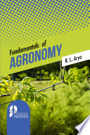 Fundamentals of Agronomy Book