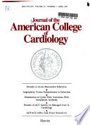 Journal of the American College of Cardiology