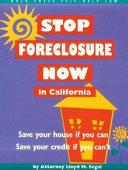 Stop Foreclosure Now in California