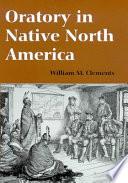 Oratory In Native North America