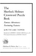 Sherlock Holmes Crossword Puzzle Book