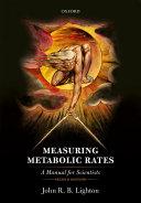 Measuring Metabolic Rates [Pdf/ePub] eBook