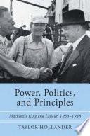 Power  Politics  and Principles