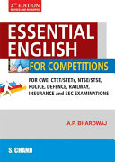 Essential English for Competitions