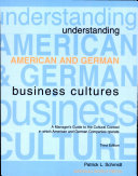 Understanding American and German Business Cultures