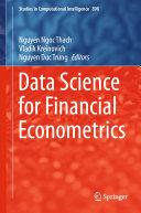 Data Science for Financial Econometrics