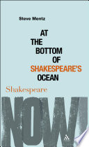 At the Bottom of Shakespeare s Ocean Book PDF