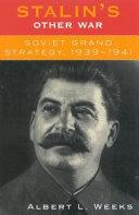 Stalin s Other War