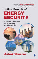 India s Pursuit of Energy Security