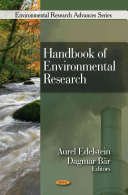 Handbook of Environmental Research Book