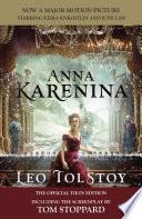 Anna Karenina  Movie Tie in Edition