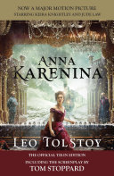 Anna Karenina  Movie Tie in Edition