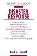 Disaster Response Book