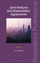 Joint Ventures and Shareholders' Agreements