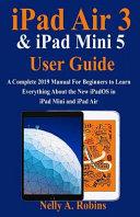 IPad Air 3   IPad Mini 5 User Guide