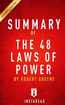 Summary of the 48 Laws of Power Book