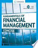 Fundamentals of Financial Management: Concise