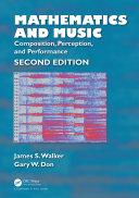 Pdf Mathematics and Music
