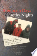 Mountain Days and Bothy Nights