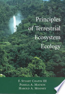 Principles Of Terrestrial Ecosystem Ecology Book PDF