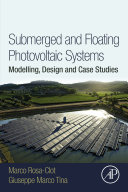 Submerged and Floating Photovoltaic Systems Book