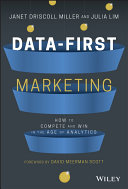 Data First Marketing