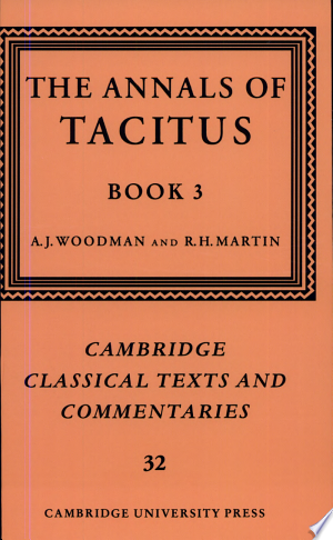 Download The Annals of Tacitus: Free PDF Books - Free PDF