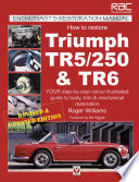 How to Restore the Triumph Book