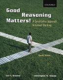 Good Reasoning Matters!