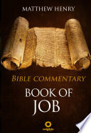 Book Of Job Complete Bible Commentary Verse By Verse